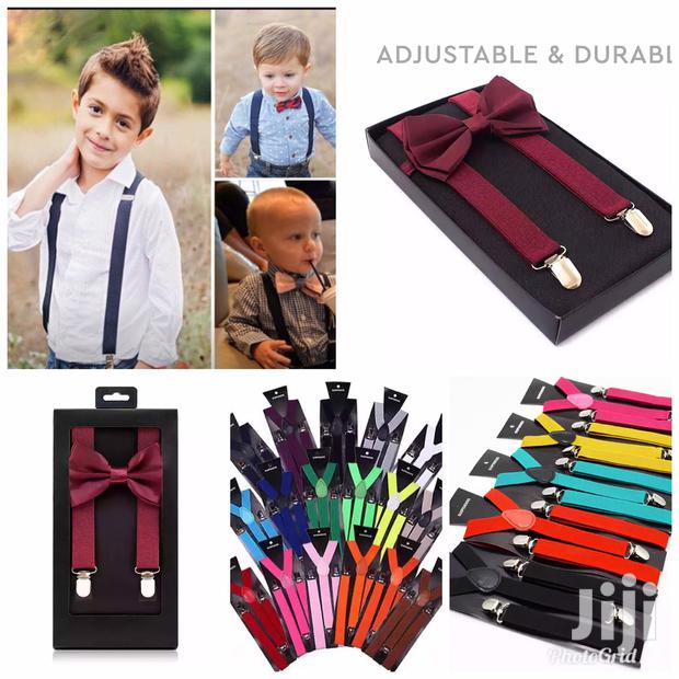 Archive: Adults And Kids Suspenders