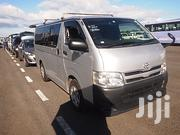New Toyota HiAce 2015 Gray | Buses & Microbuses for sale in Nairobi, Nairobi Central