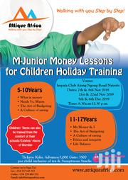 M-junior Money Lessons For Children Holiday Camp | Child Care & Education Services for sale in Nairobi, Kilimani