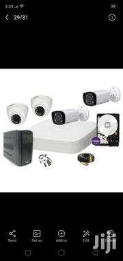 4 Dahua Cctv Cameras With Night Vision Complete Set Up | Security & Surveillance for sale in Nairobi, Nairobi Central