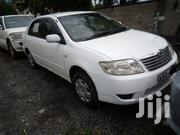 Toyota Corolla 2005 White | Cars for sale in Nairobi, Parklands/Highridge