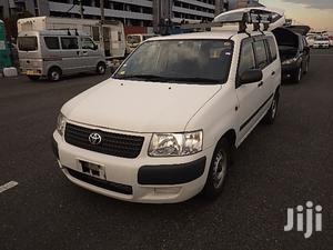 New Toyota Succeed 2013 White