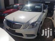 Mercedes-Benz E250 2012 White | Cars for sale in Mombasa, Mkomani