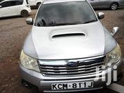 Subaru Forester 2010 2.0D XC Silver | Cars for sale in Nairobi, Ngara