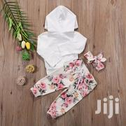 Baby Girl 3set Clothes | Baby & Child Care for sale in Mombasa, Shimanzi/Ganjoni