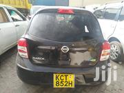Nissan March 2010 Black | Cars for sale in Nairobi, Landimawe
