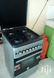 Mika 4 Burner Gas Cooker And Oven + 13kg Gas   Restaurant & Catering Equipment for sale in Nairobi, Zimmerman