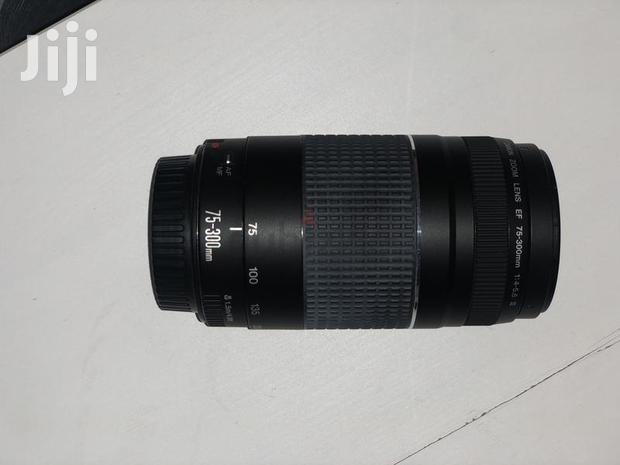 75-300mm Lens Canon