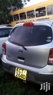 Nissan March 2010 Silver | Cars for sale in Nairobi, Landimawe