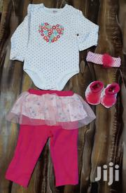 Baby Girl Head To Toe Clothing Set | Children's Clothing for sale in Nairobi, Nairobi Central