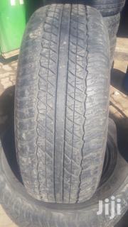 The Tyre Is Size 265/65/17 X Dunlop | Vehicle Parts & Accessories for sale in Nairobi, Ngara