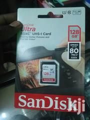 128 GB Original Sandisk Memory Card | Accessories for Mobile Phones & Tablets for sale in Nairobi, Nairobi Central