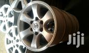 """Ex Japan Rims Size 17""""Inch For Toyota Prado 120 & 150 