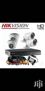 4 Hkvision Cameras Complete Set Up | Photo & Video Cameras for sale in Nairobi, Nairobi Central