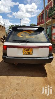 Subaru Legacy 1995 White | Cars for sale in Murang'a, Makuyu