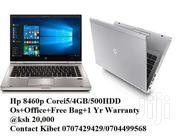 Hp Elitebook 8460p Core I5 4GB 500HDD | Laptops & Computers for sale in Nairobi, Nairobi Central