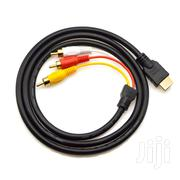 Hdmi To Rca Cable | TV & DVD Equipment for sale in Kajiado, Ongata Rongai