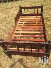3*6 Hard Wood And Firm Bed | Furniture for sale in Nairobi, Karura