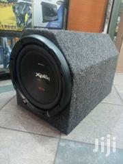 1800 SONY CAR SUBWOOFER WITH CABINET | Vehicle Parts & Accessories for sale in Nairobi, Nairobi Central