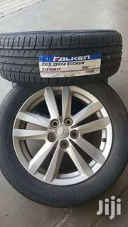 215/60/17 Falken Tyre's Is Made In Thailand | Vehicle Parts & Accessories for sale in Nairobi, Nairobi Central