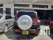 Toyota FJ Cruiser 2011 Red | Cars for sale in Mombasa, Bamburi