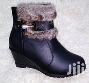 TOM Women Wedge Boots. Available In Two Colors | Shoes for sale in Nairobi, Nairobi Central