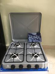 Nunix 4 Gas Burners Table Top Cooker | Kitchen Appliances for sale in Nairobi, Nairobi Central