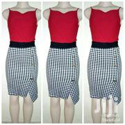 Checked Pencil Skirt | Clothing for sale in Nairobi, Nairobi Central