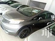 Nissan Note 2012 1.4 Gray   Cars for sale in Mombasa, Tudor