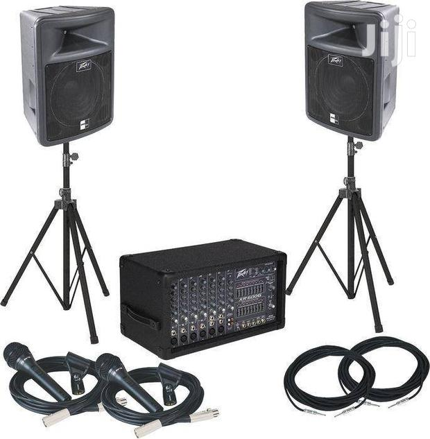 Pa System For Hire.