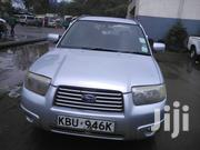 Subaru Forester 2006 2.5 XS Automatic Silver | Cars for sale in Nairobi, Ngara