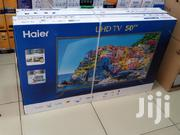 British Haier 50 Inches Android 4K UHD Smart Tv With Google Playstore   TV & DVD Equipment for sale in Nairobi, Nairobi Central