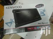 Kenwood HQR1004 4channel Car Power Amplifier | Vehicle Parts & Accessories for sale in Nairobi, Nairobi Central