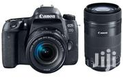 Canon EOS 77D DSLR Camera With 18-55mm Lens | Cameras, Video Cameras & Accessories for sale in Nairobi, Nairobi Central