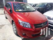 New Toyota Fielder 2012 Red | Cars for sale in Mombasa, Shimanzi/Ganjoni