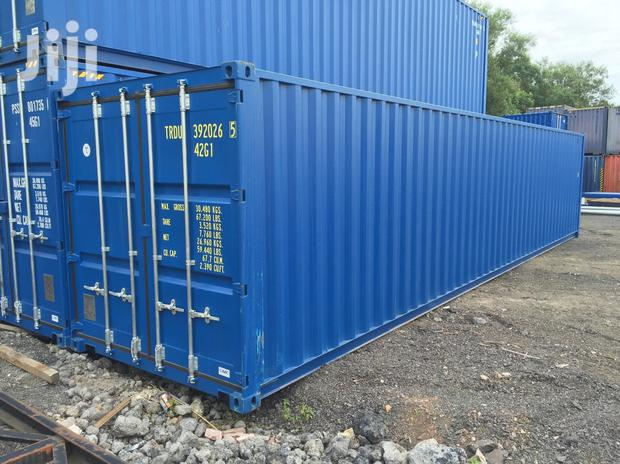 Archive: 40ft Containers