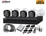 4 Channel Dahua Cctv Installation With Night Vision | Security & Surveillance for sale in Nairobi, Nairobi Central