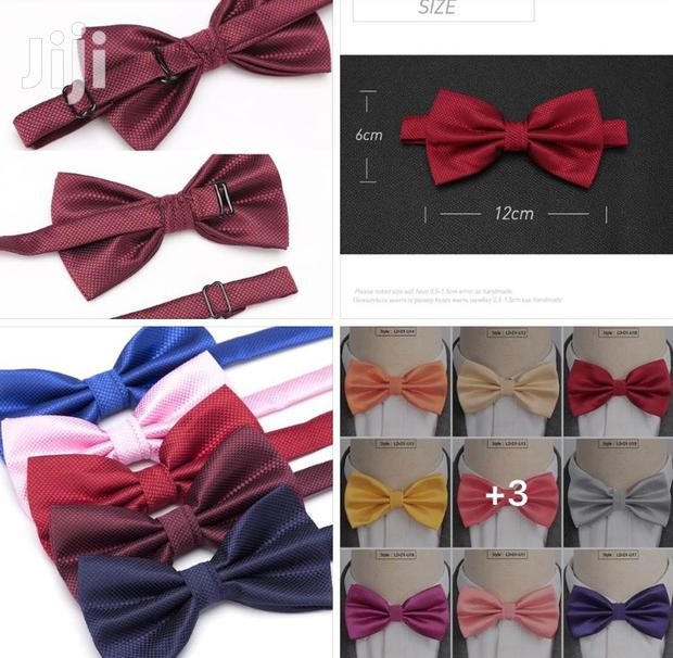 Archive: Bow Ties Plain