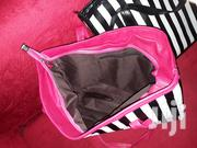 Stripped Pink Handbag | Bags for sale in Nairobi, Mathare North