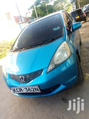 Honda Fit 2010 Blue | Cars for sale in Mombasa, Shimanzi/Ganjoni