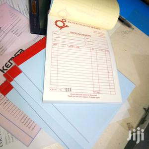 Receipt Books Printing Services, Carbonated Books Printing