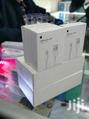 iPhone Original Cable Brand New and Sealed in a Shop | Accessories for Mobile Phones & Tablets for sale in Nairobi, Nairobi Central