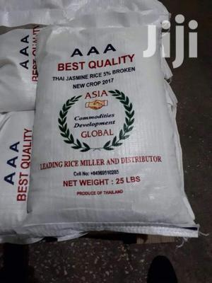 Five Star Rice 25kg