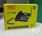 SQ GSM Fixed Wireless Deskphone LS 930 | Home Appliances for sale in Nairobi, Nairobi Central