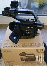 Sony HXR-NX80 4K Camcorder | Photo & Video Cameras for sale in Nyamira, Township F