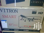 New Vitron LED Android Smart TVS 32 Inches | TV & DVD Equipment for sale in Nakuru, Nakuru East