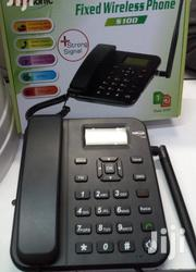 2 Sim Card Topsonic Fixed Wireless Phone. | Home Appliances for sale in Nairobi, Nairobi Central