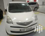 Toyota Ractis 2008 White | Cars for sale in Nairobi, Westlands