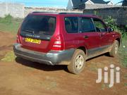 Subaru Forester 2003 Red | Cars for sale in Nairobi, Embakasi
