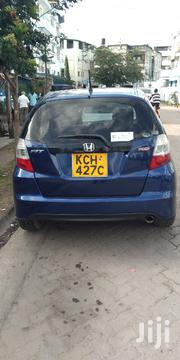 Honda Fit 2009 Sport Blue | Cars for sale in Mombasa, Shimanzi/Ganjoni